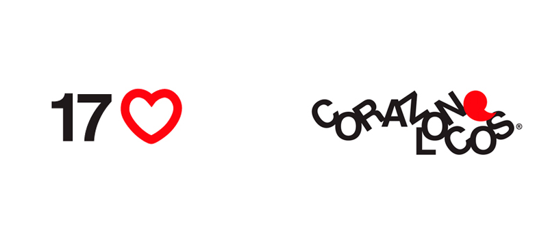 Corazones locos