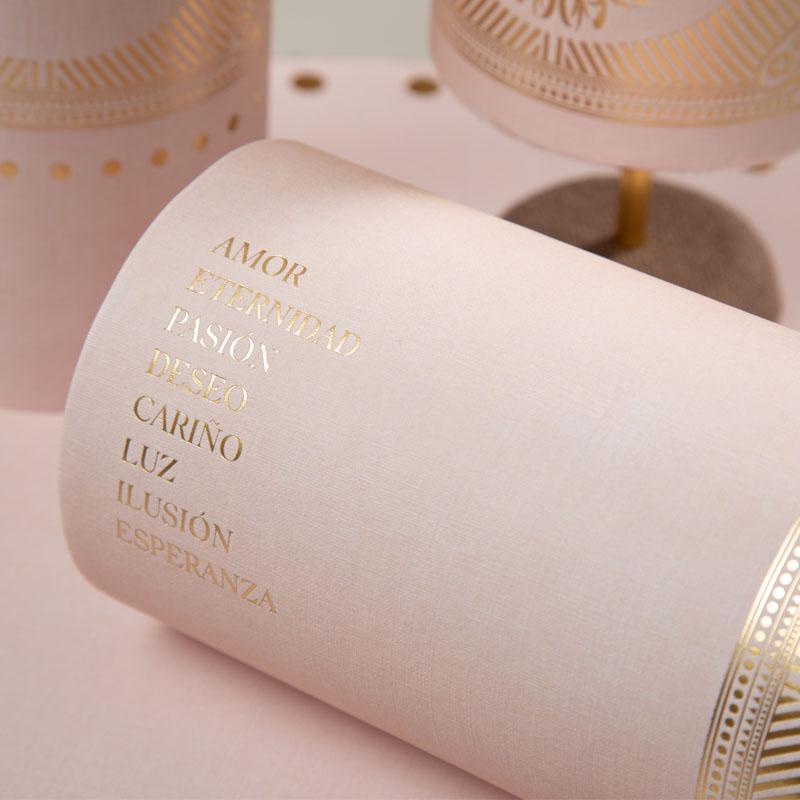 Gramos de amor - Conceptualización de packaging