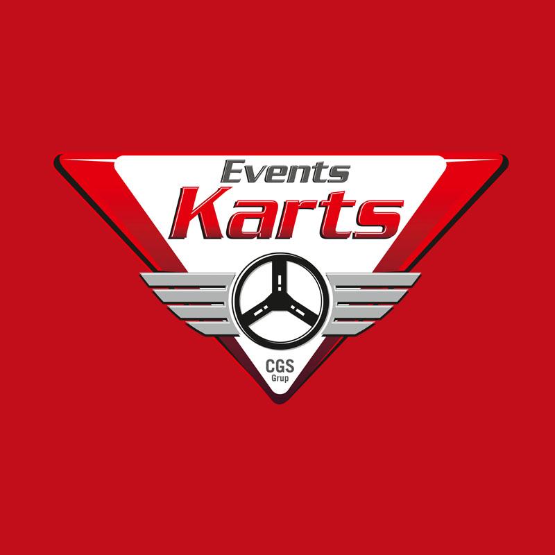 Events Karts - Rediseño de logotipo