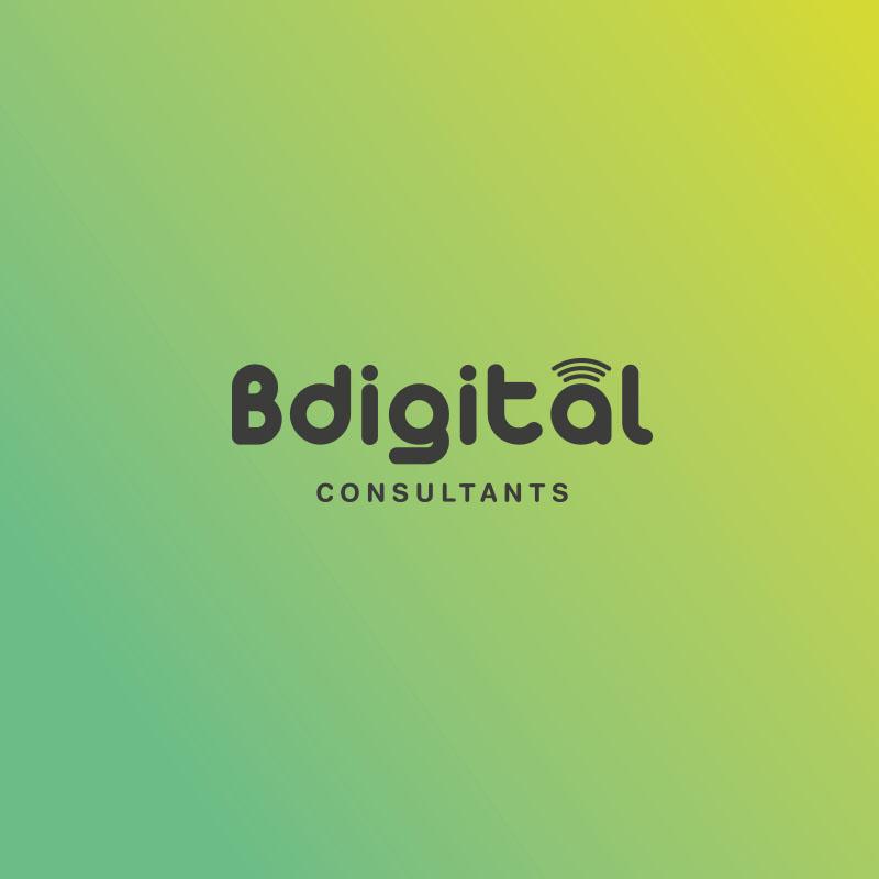 BDIGITAL - Rediseño Logotipo