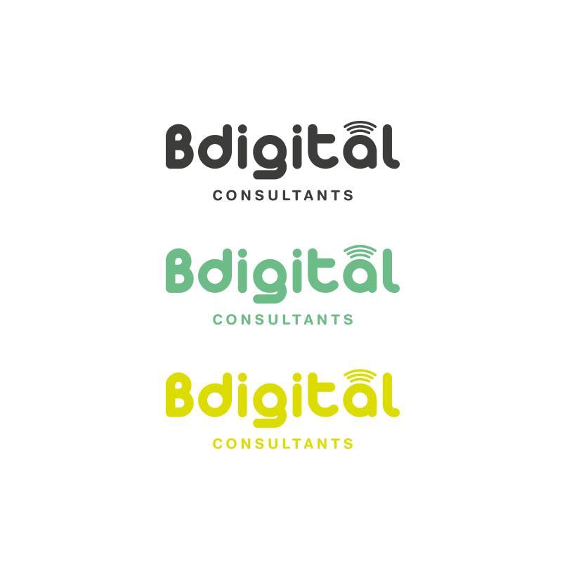 BDIGITAL - Logotipo corporativo