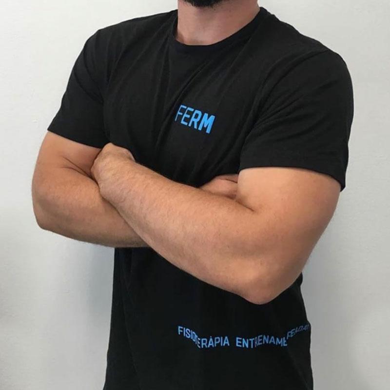 FERM - Camiseta corporativa