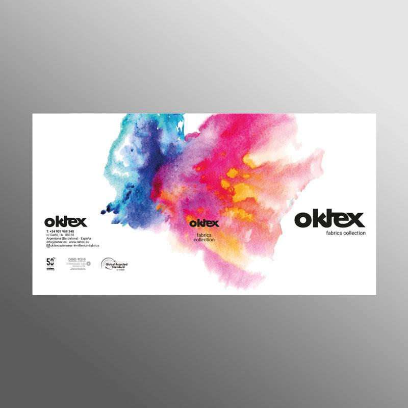 OKTEX - Diseño corporativo