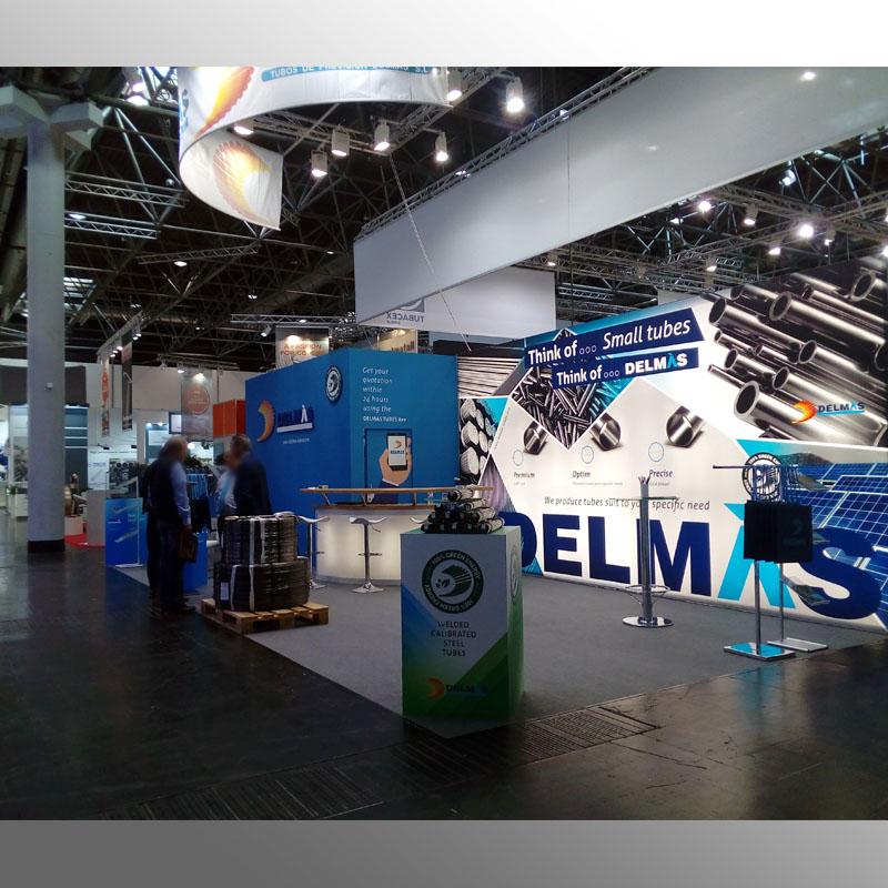 DELMAS - Stand Düsseldorf 2018